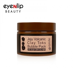 EYENLIP Jeju Volcanic Clay Toks Bubble Pack