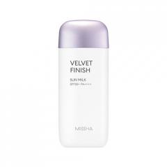 MISSHA All Around Safe Block Velvet Finish Sun Milk SPF50+PA++++