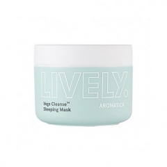 AROMATICA LIVELY Vege Cleanse™ Sleeping Mask